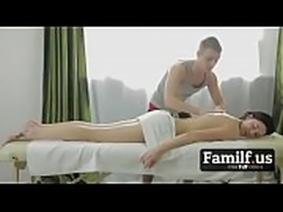 Massage With Perfect Ending - FREE Full Videos at Familf.us