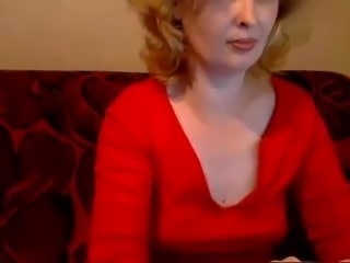 Mature webcam pussy show