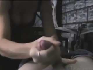 horny witch grants your cock growth halloween wish