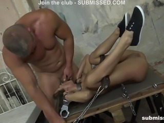 Amazing hot and hardcore fuck for gorgeous Sarah Kay