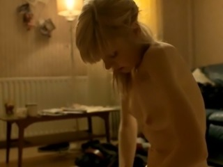 Antonia Campbell-Hughes Nude Sex Scene In Kelly + Victor