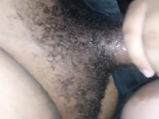 Young huge tit bbw giving mouth and hand service