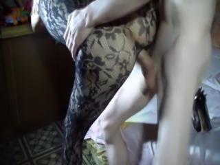 fucked nice slut in lingerie i met on sexPOF.info