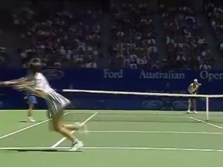 Mary Pierce vs Martina Hingis 1997