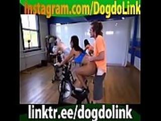 Comendo Morena Cavala Rose Monroe na Academia - Instagram.com/DogdoLink