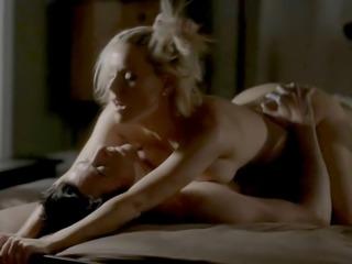 Kathleen Robertson Nude Sex Scene In Boss ScandalPlanet.Com