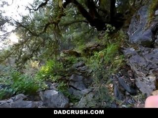 DadCrush - Hiking Turns to Fucking With Stepdaddy