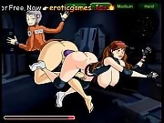 Hentai Sex Game Sex in Zero Gravity Erotic Game - EroticGames.xyz