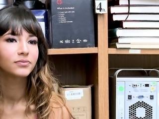 ShopLyfter - Cutie Latina Gets Caught Stealing