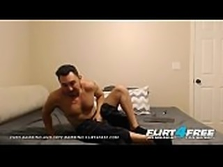 Enzo and Skye - Flirt4Free - Dude with Big Cock Pounds His Hot Blonde...