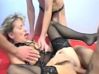 Amateur - MMMF - Horny wife shared