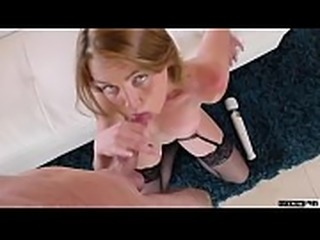 Mike Hunt Fills Marie Mccray&#039_s Pussy With His Hard Cum Rod