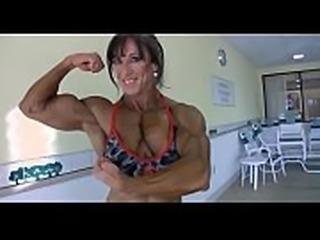 Muscular Women, biceps , Rita Bello 3
