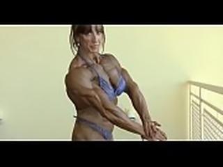 Muscular Women, biceps , Rita Bello 2