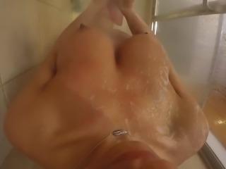 Nikki sims shower pov
