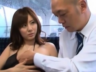 Goluptious Yuma Asami's poontang licked and banged