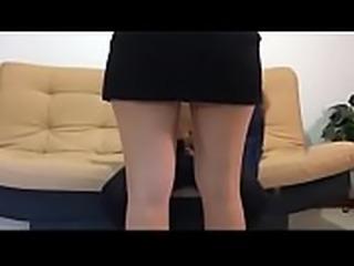 Hot little blonde fucked by her boyfriend in home video