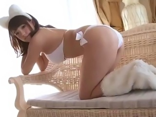 Ai shinozaki is a sexy kitty