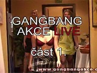 czech gangbang