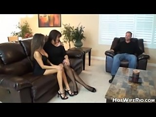 Hot wife rio with blakes james - friends that share  free