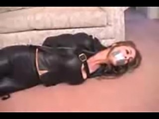 Smother 2 women leather  free
