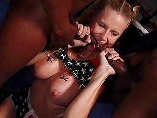 Throating and sperming