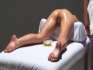 Multi orgasmic erotic massage with oil - nv  free