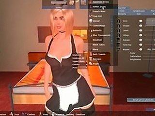 3d porn simulator girl  Jenna Jameson