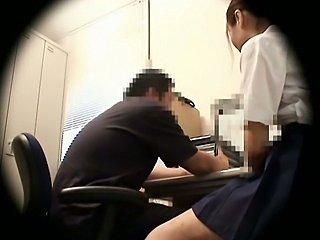 Blackmailed Schoolgirl