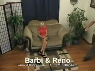 Barbi blond hottie  free