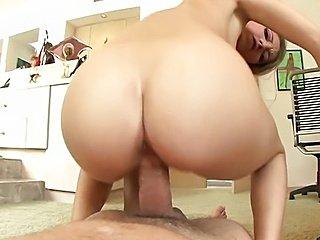 Gorgeous Jenna fucked POV