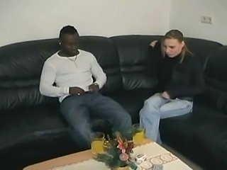 German Girl Vs Black Cock